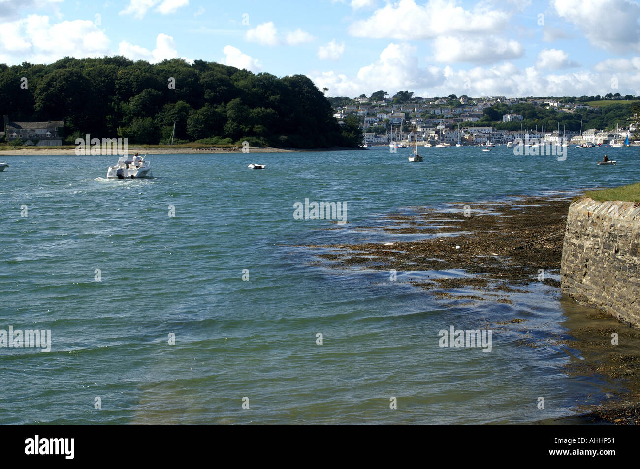 platz haus keller strand st anthony in roseland cornwall stockfoto bild 4727376 alamy. Black Bedroom Furniture Sets. Home Design Ideas