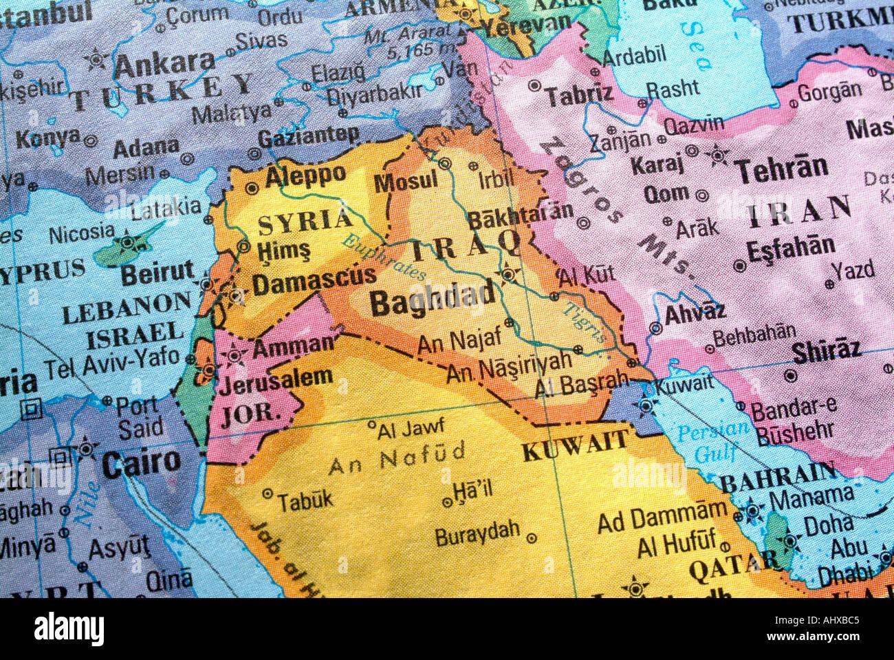 Map Maps Africa Saudi Arabia Stockfotos & Map Maps Africa ...