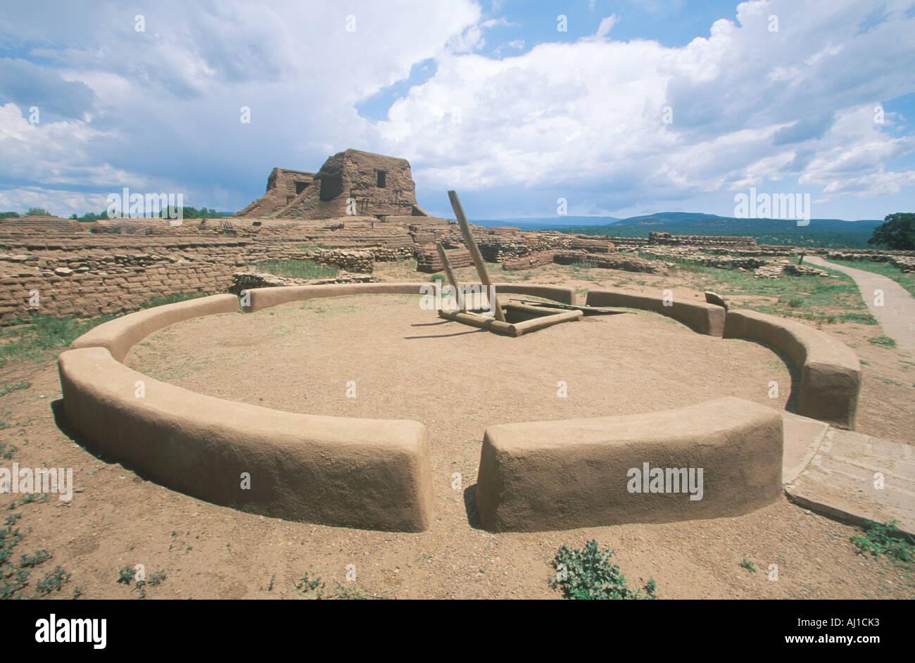 Pecos datiert