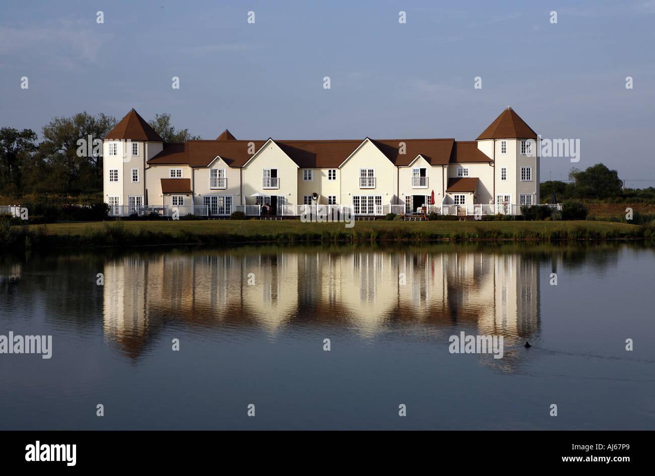 Cotswold Wasserpark Häuser