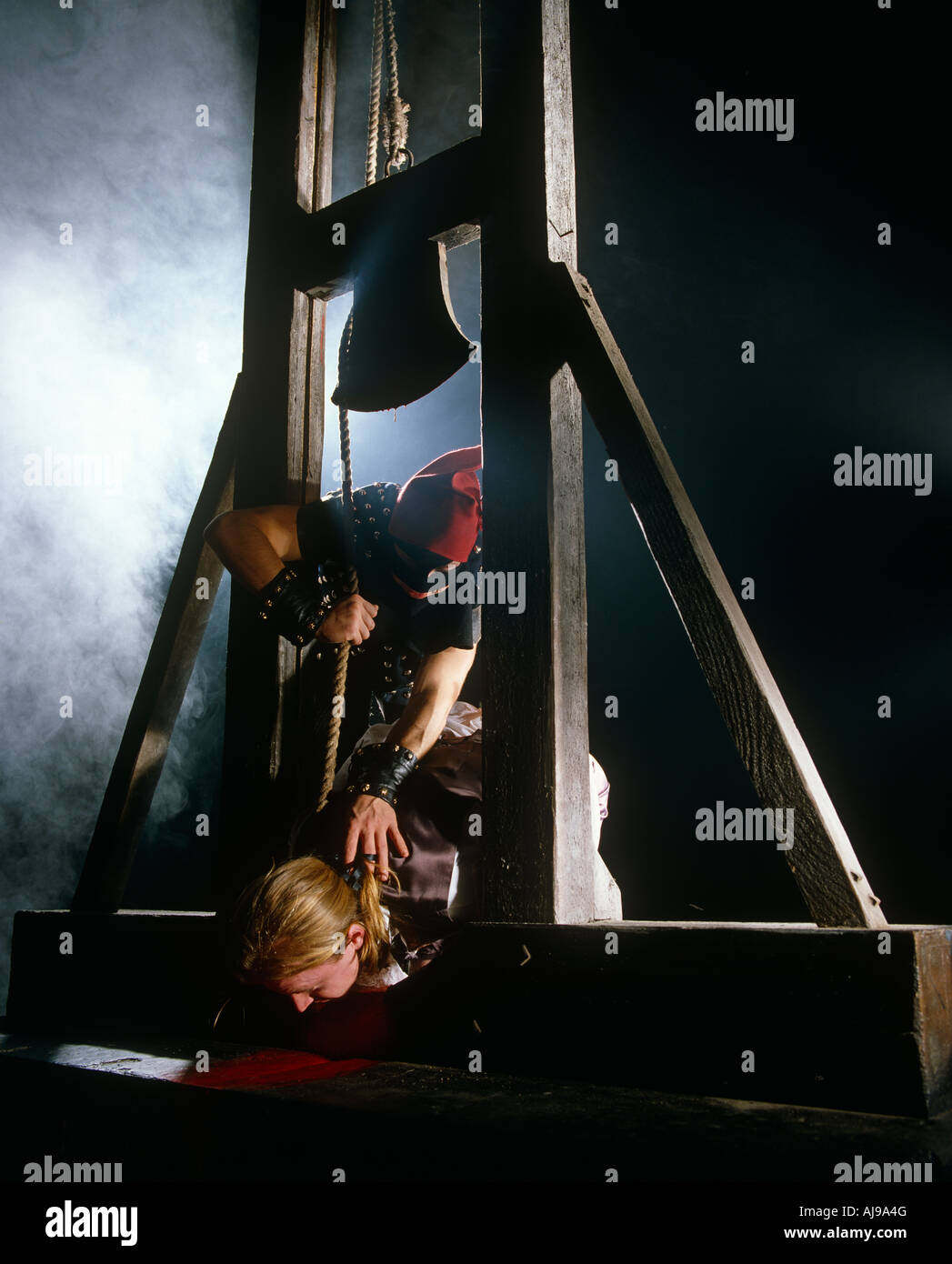 Guillotine Stockfotos & Guillotine Bilder - Alamy