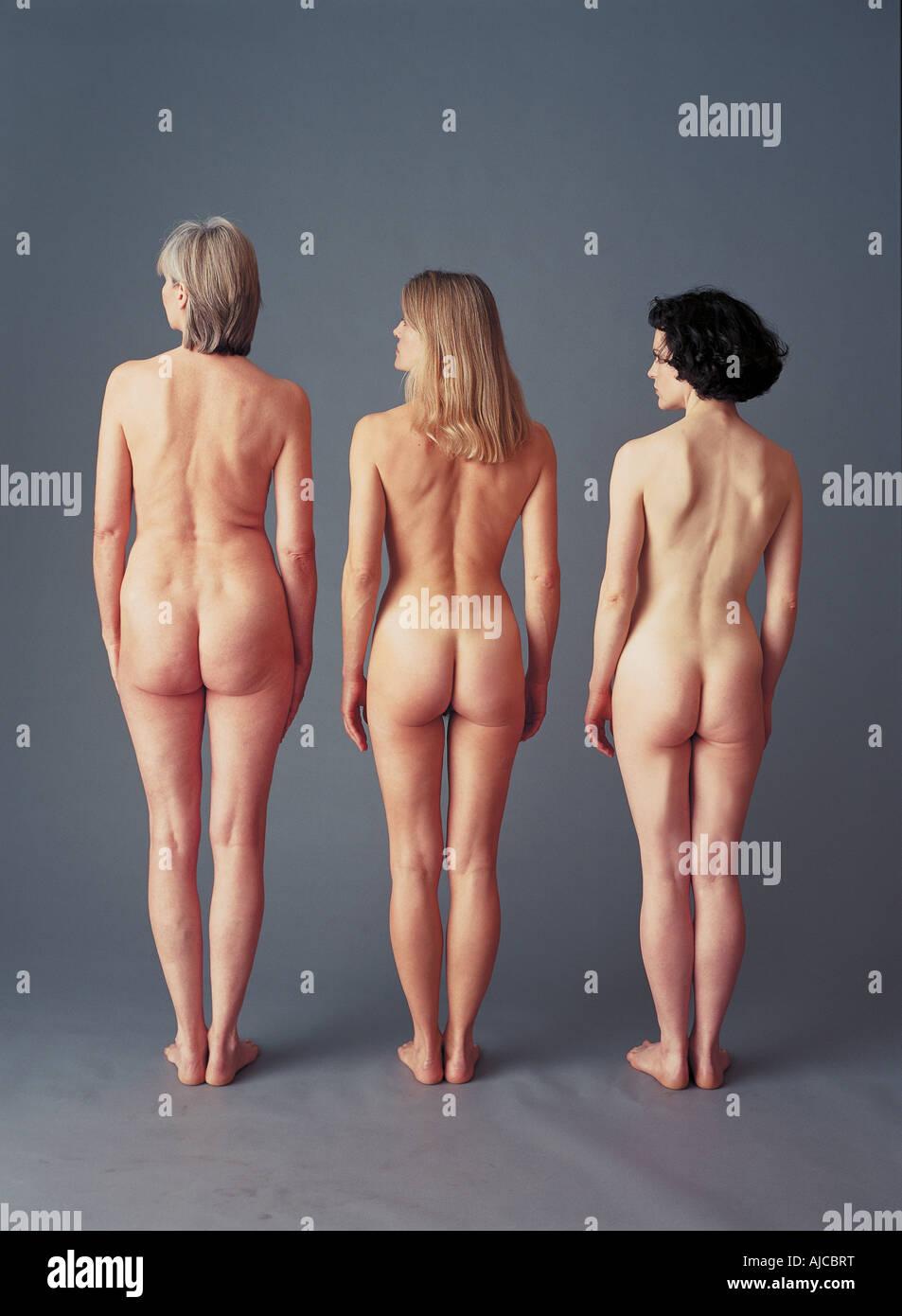 Jugendliche Frauen Nackt