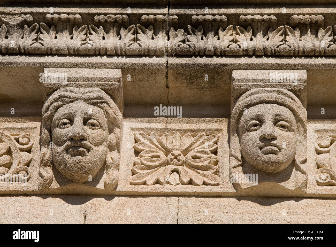 Christliche Gesichter datieren