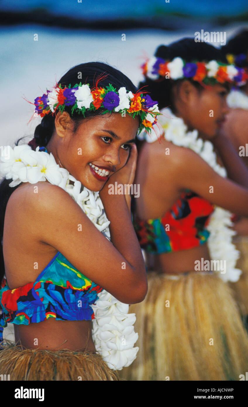 Palau Frauen