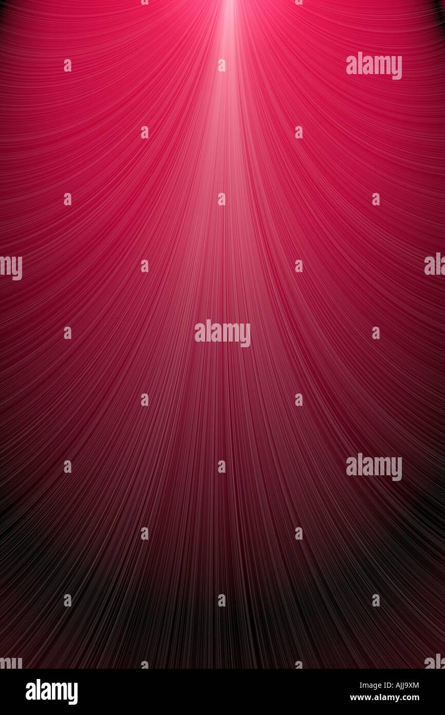 Computergenerierte Bild Stockbild