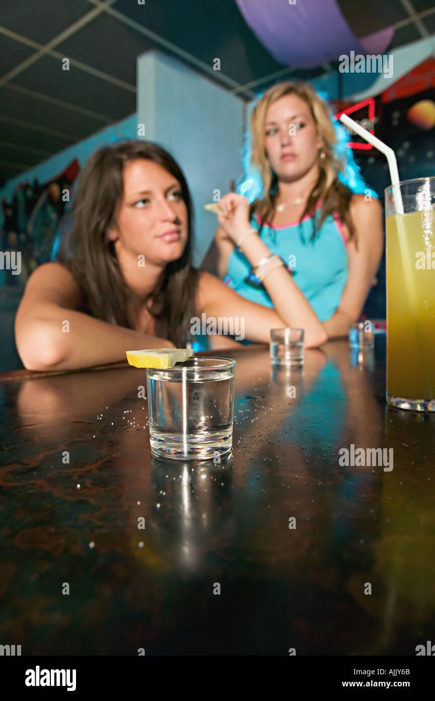 Frauen Betrunken