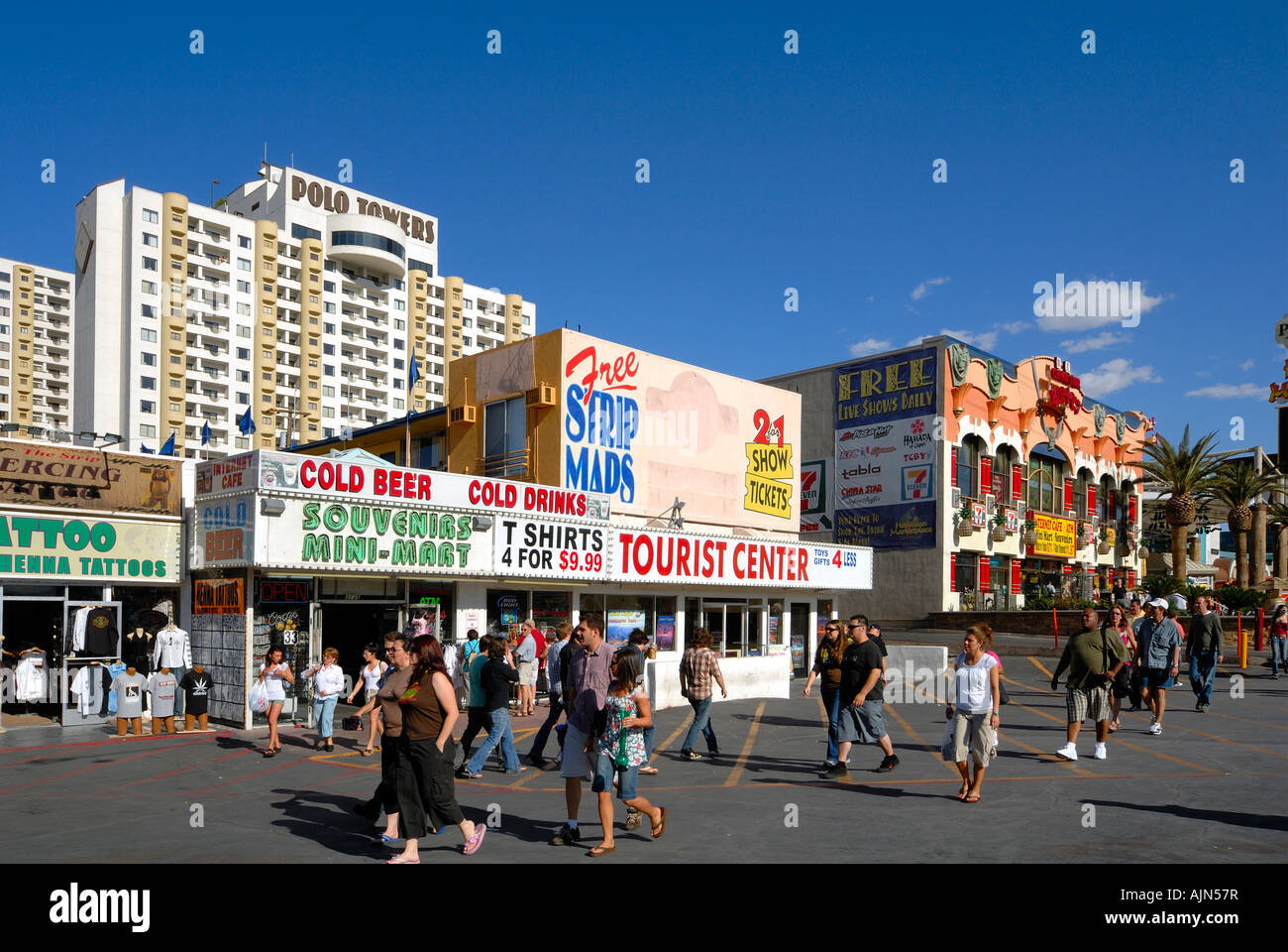 China Star Buffet Mini Mart Internet Cafe Las Vegas Strip Nevada