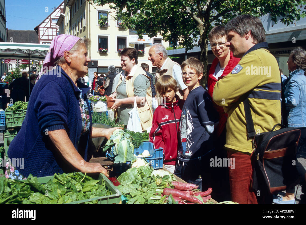 Markt radolfzell