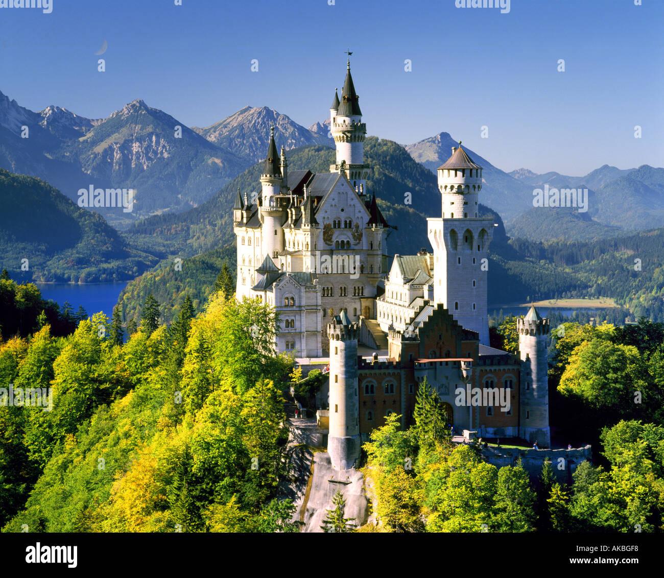 Schlösser Bayern