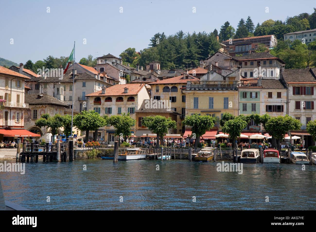 Lake Orta Restaurants