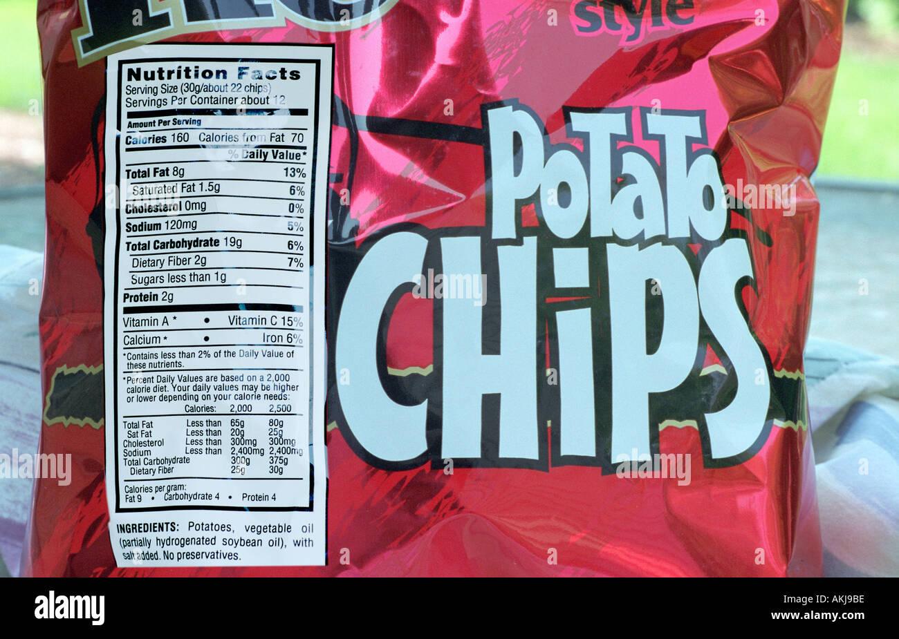 lebensmittel etikett auf der seite produkte zeigen fette gesttigte fettsuren cholesterin kalorien kohlenhydrate und portionsgre - Gesattigte Fettsauren Beispiele