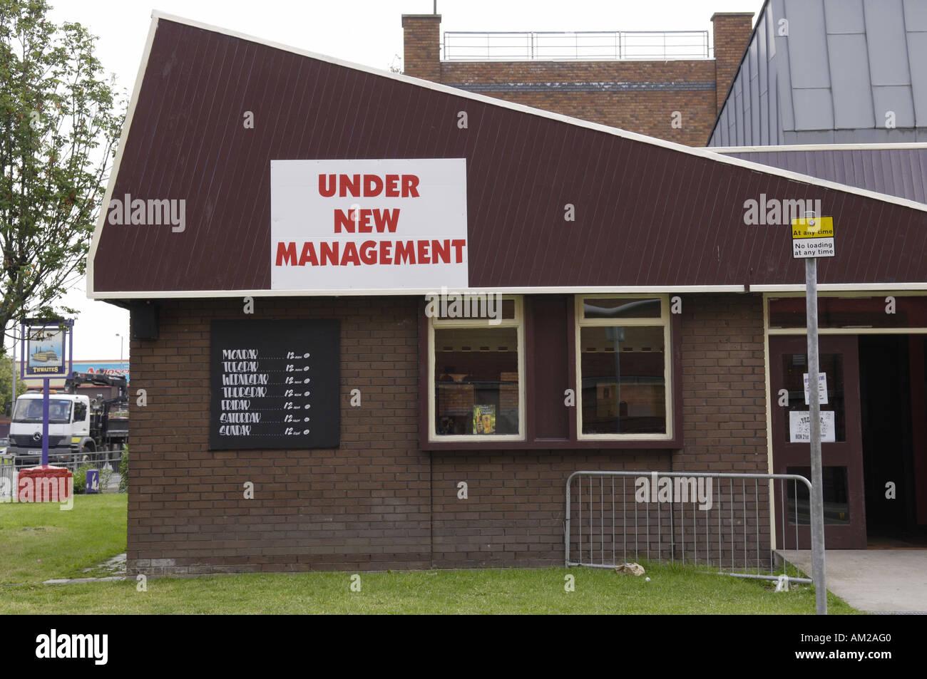 unter neue Management lizenziert Räumlichkeiten Public Pub Hausbar ...
