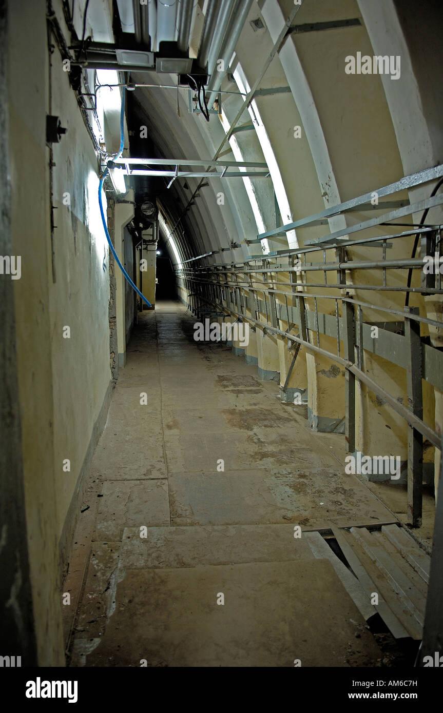korridor im bunker uk 20 weitere sowjetische armee in. Black Bedroom Furniture Sets. Home Design Ideas