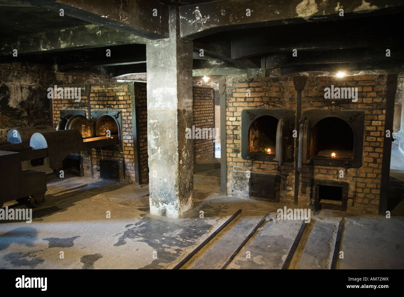 feuerbestattung fen kz auschwitz birkenau stockfoto bild 15169813 alamy. Black Bedroom Furniture Sets. Home Design Ideas