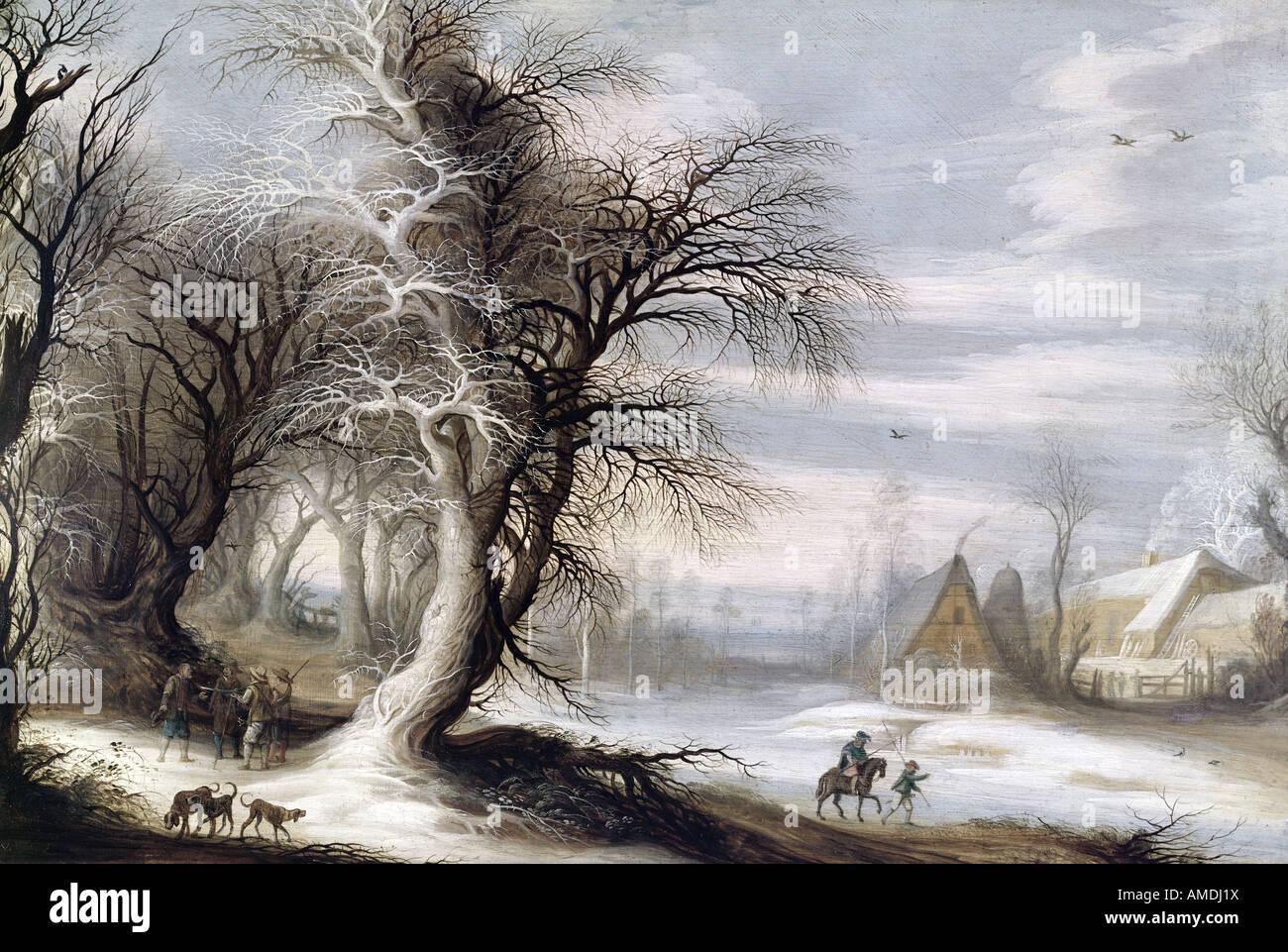 """Fine Arts, Liebermann, Max, (1847-1935), Malerei,""Schulgang in Laaren""(""going in Laaren zur Stockbild"
