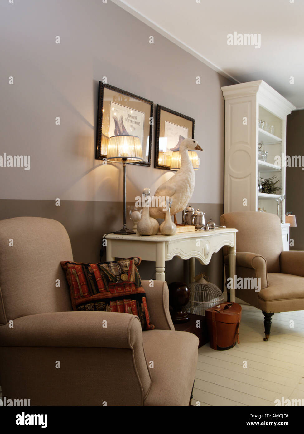Decorated Living Room Stockfotos & Decorated Living Room Bilder - Alamy