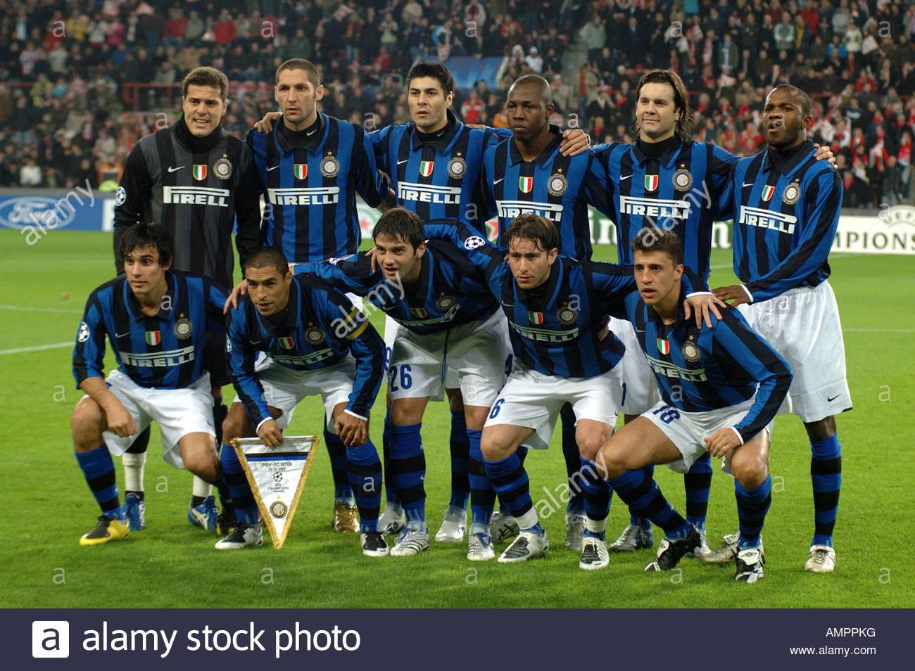 Kader Inter Mailand