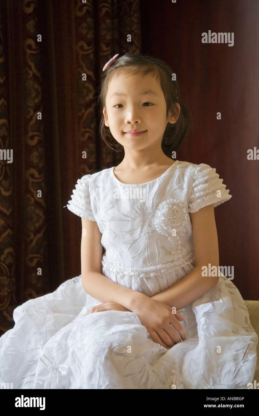asiatischer Mädchen weißer Junge