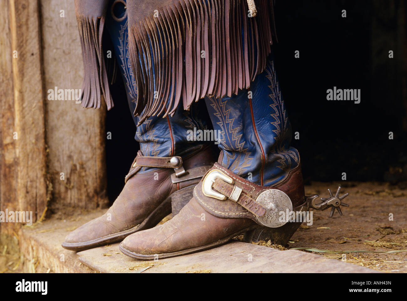 cowboy boots stockfotos cowboy boots bilder alamy. Black Bedroom Furniture Sets. Home Design Ideas