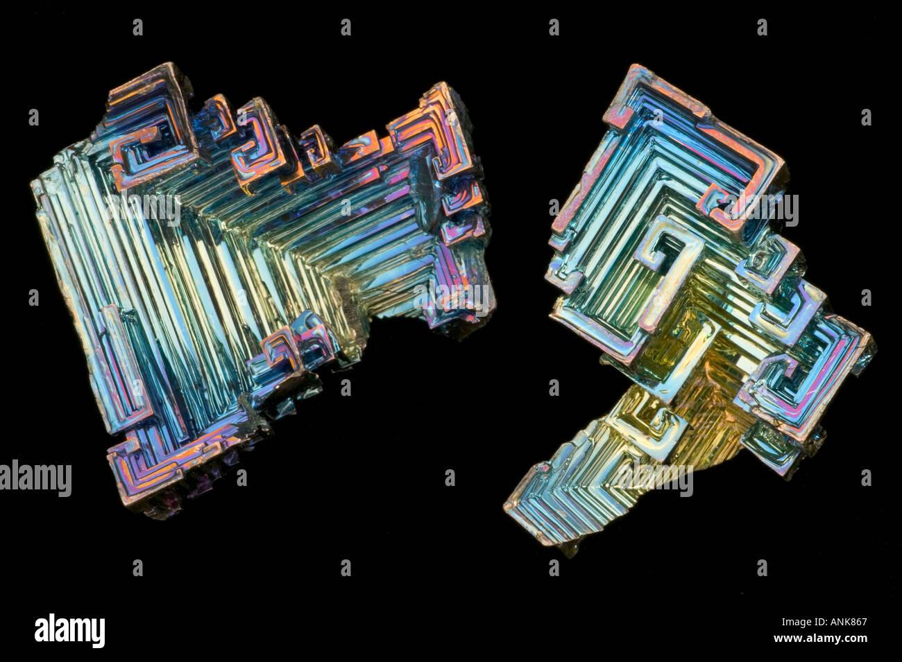 Labor durch Kristall