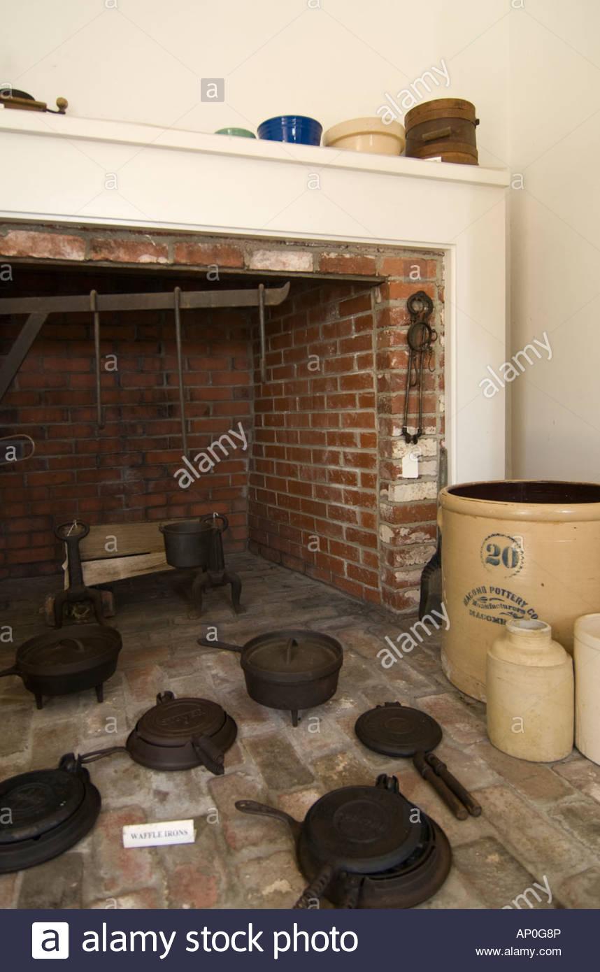 Pioneer Kitchen Stockfotos & Pioneer Kitchen Bilder - Alamy