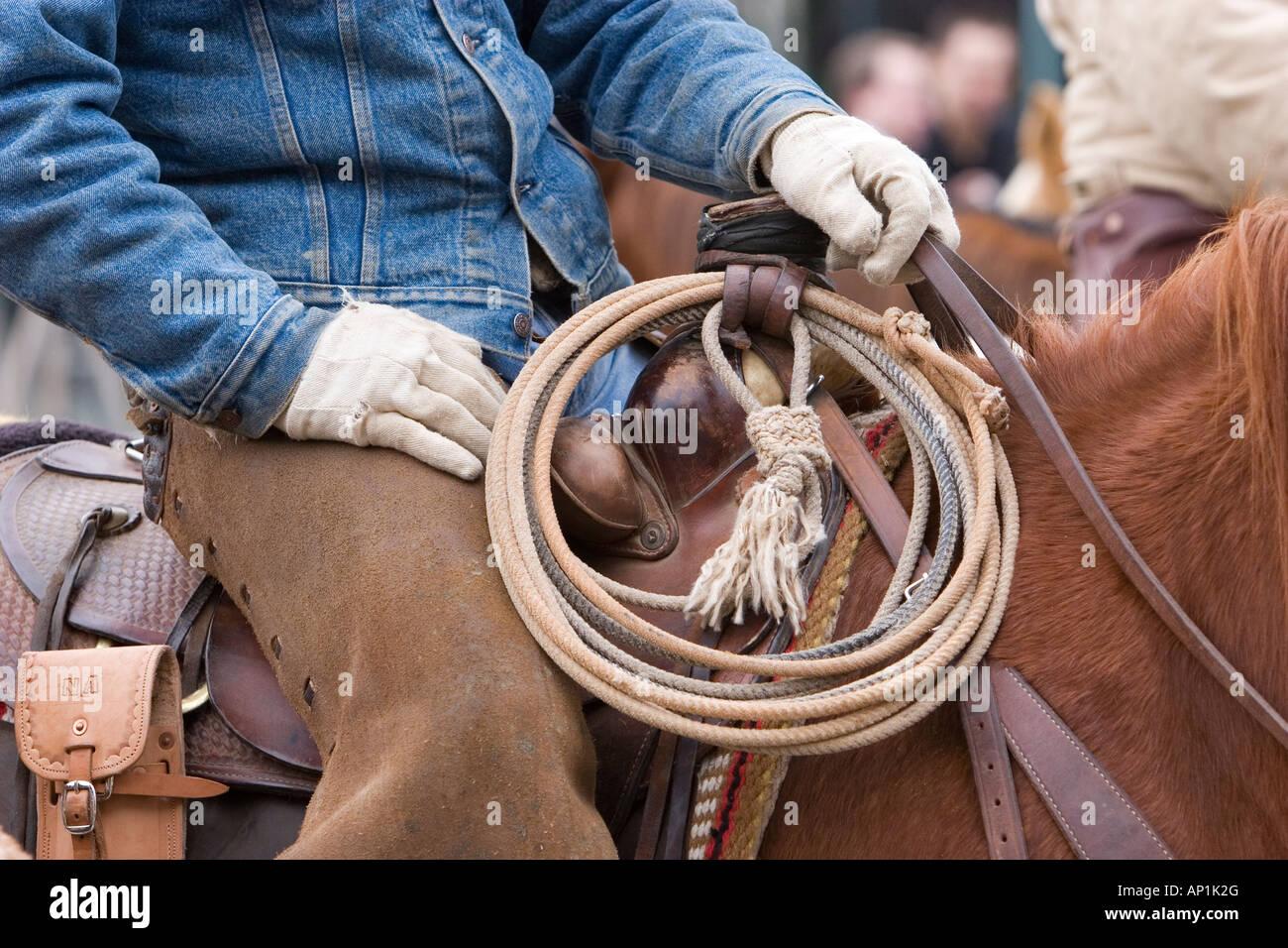 Cowboy Show Stockfotos & Cowboy Show Bilder - Alamy