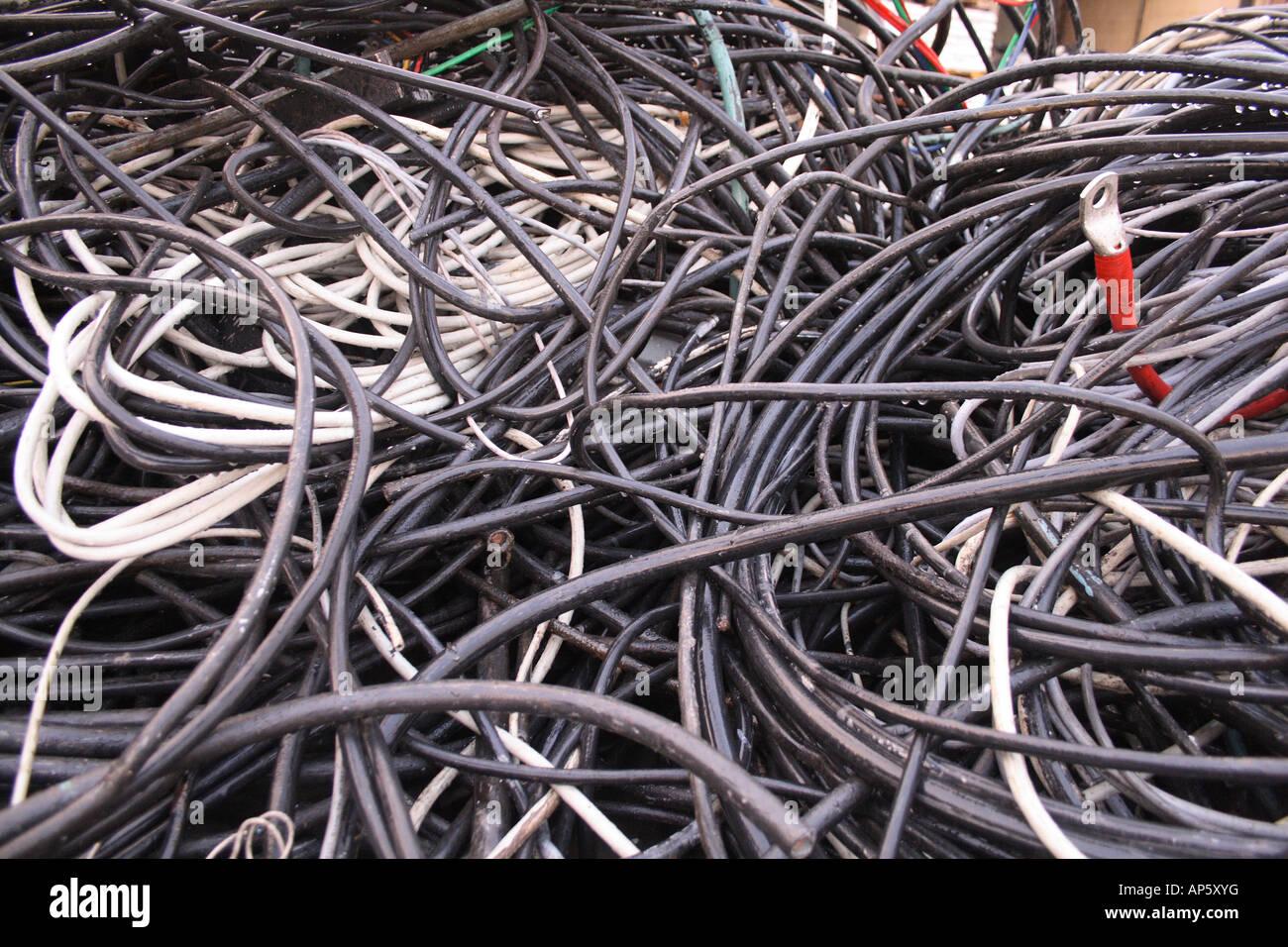 Gemütlich Recycling Kabel Und Kabel Galerie - Elektrische Schaltplan ...