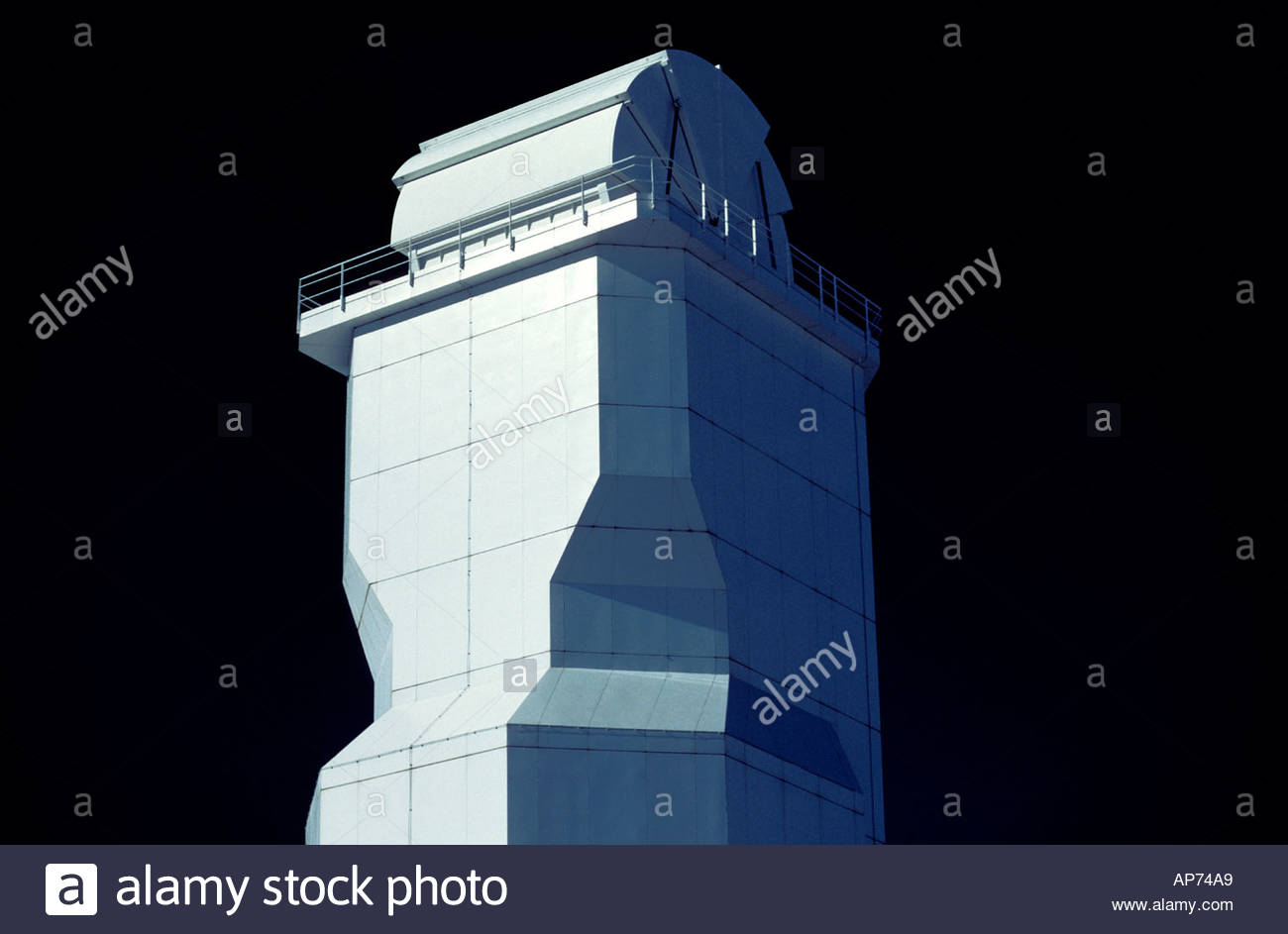 Observatorium teleskop astronomie optik spiegel objektiv