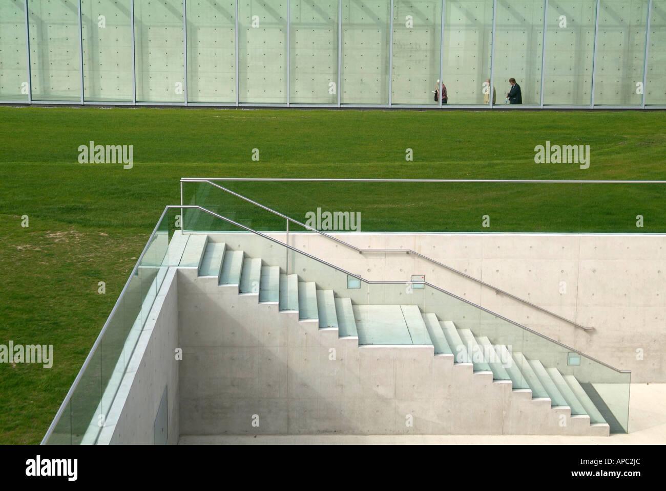 Architekt Neuss museum langen foundation architekt tadao ando neuss deutschland