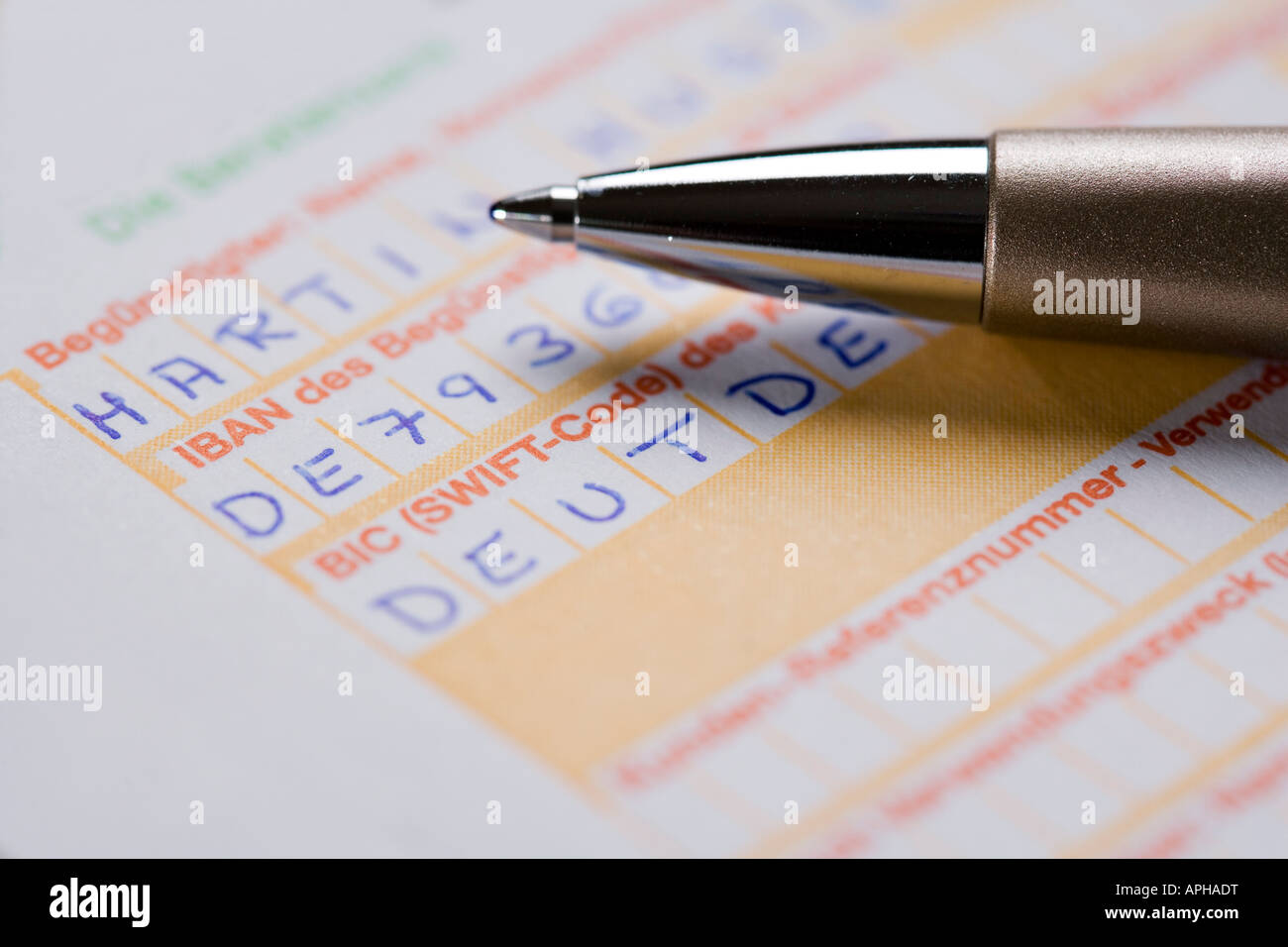 Swift Code Stockfotos & Swift Code Bilder - Alamy
