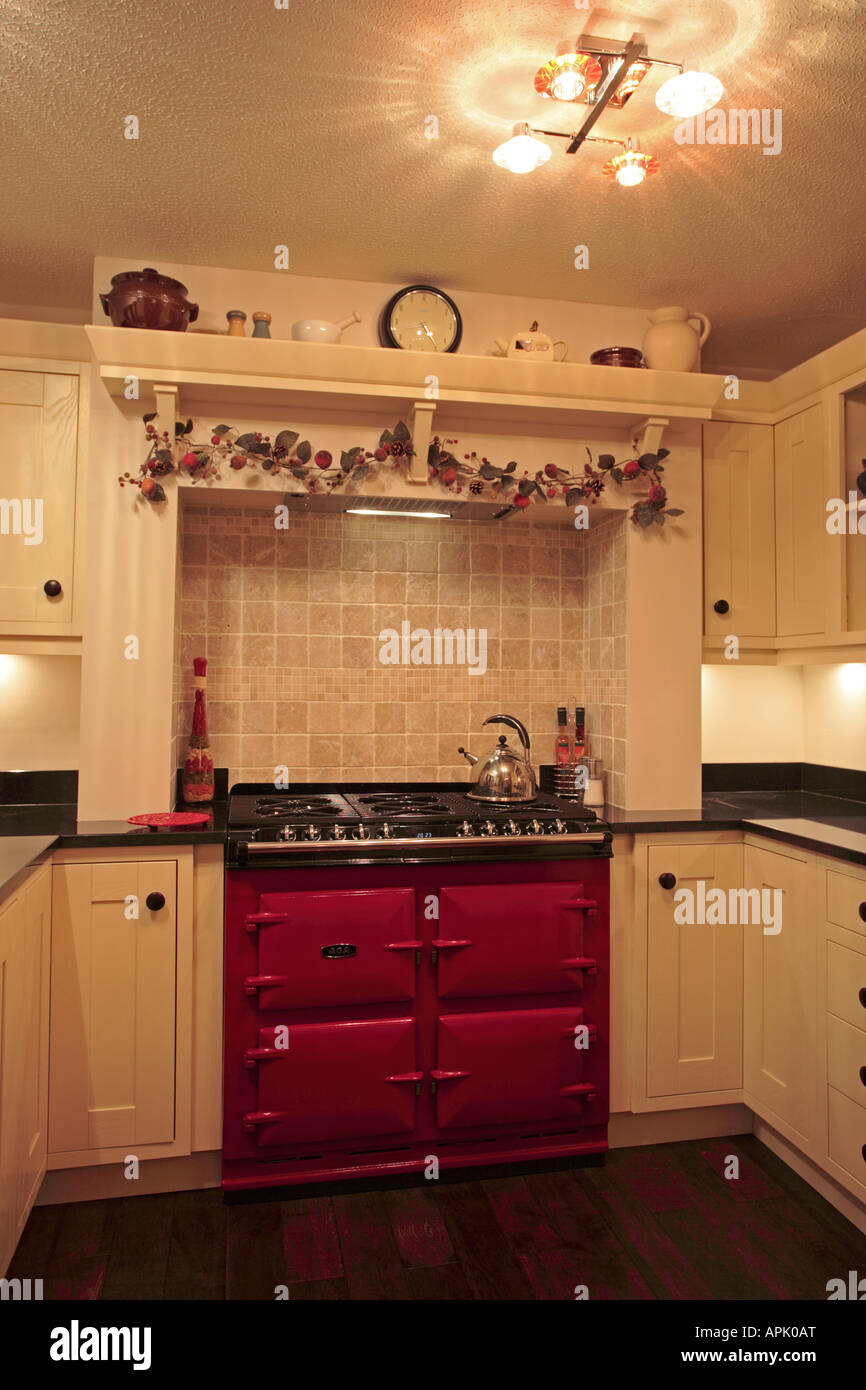 Aga And Cooker Stockfotos & Aga And Cooker Bilder - Alamy