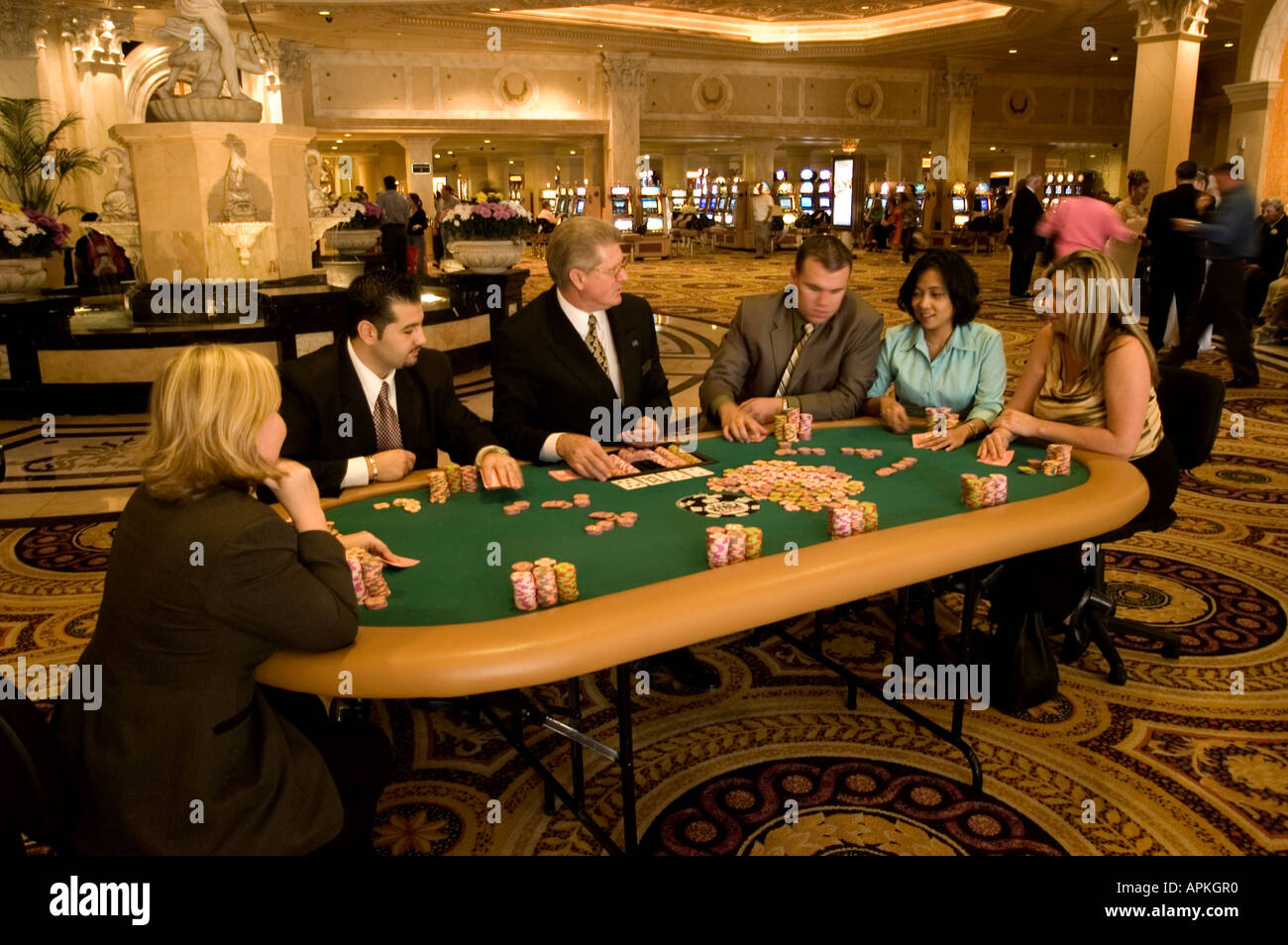 Caesars Casino Dresden