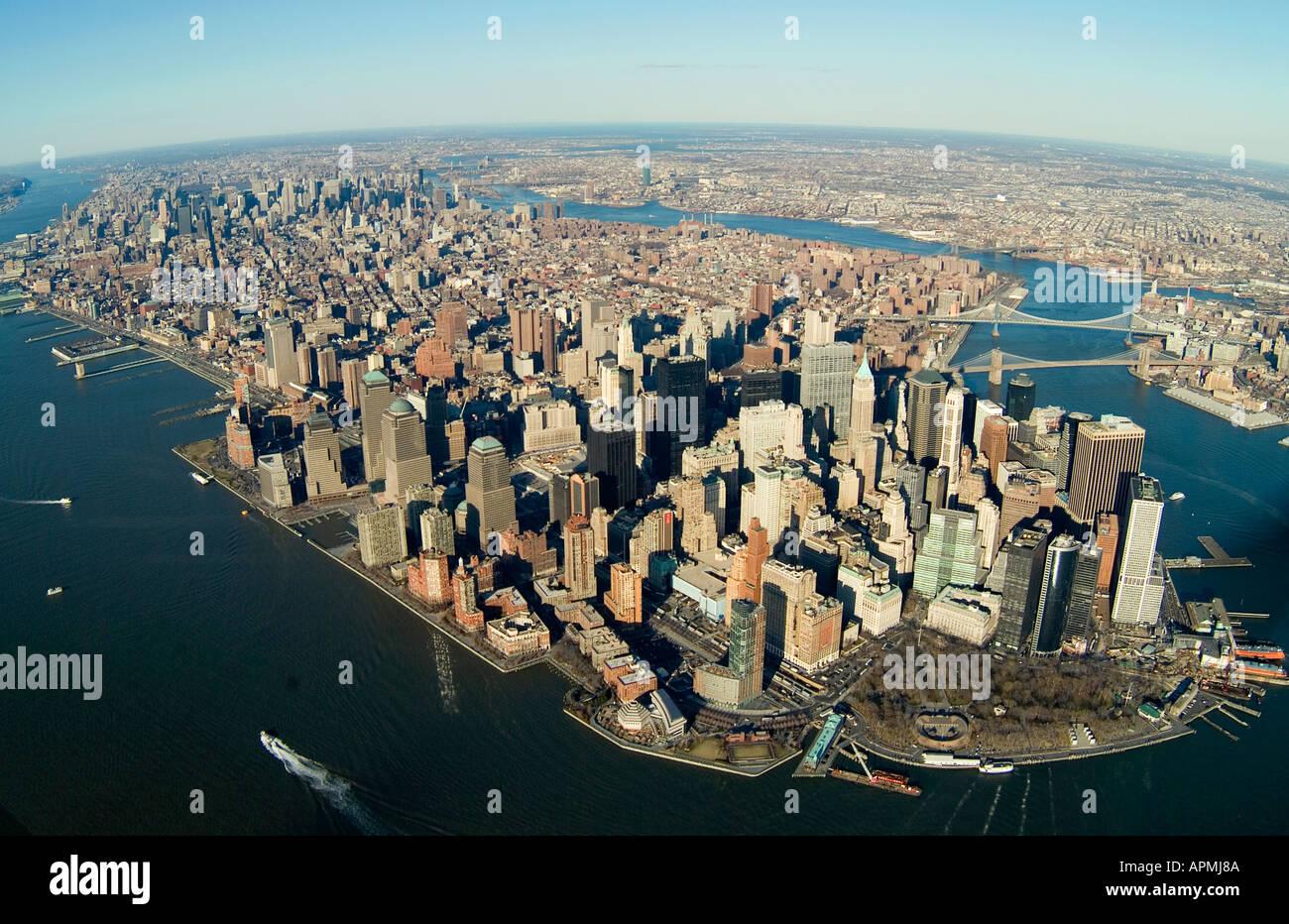 Manhattan Island Rivers