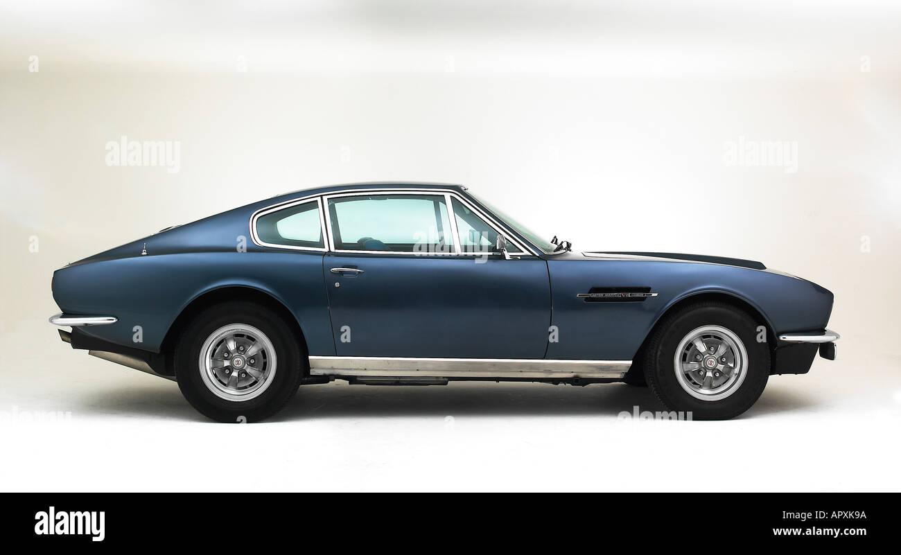 1970 Aston Martin Dbs V8 Stockfotografie Alamy