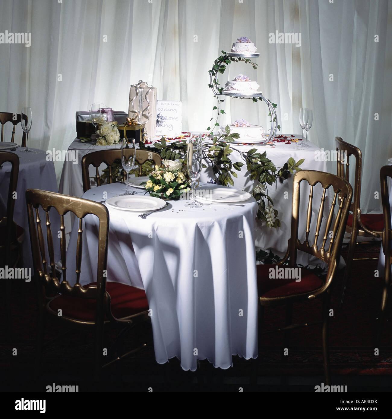 Hochzeitstische Stockfotos Hochzeitstische Bilder Alamy