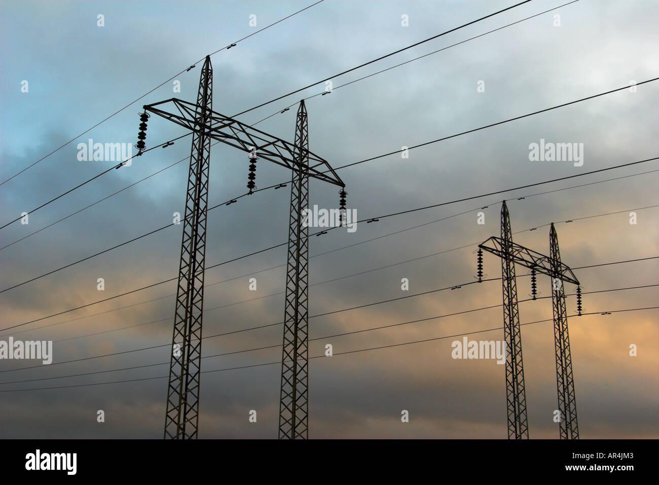 Großartig Elektrische Kabelanschlüsse Galerie - Schaltplan Serie ...