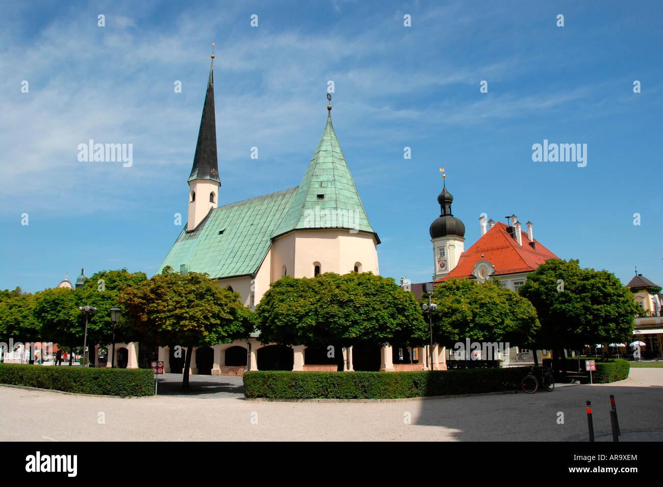 Wallfahrtsort Bayern