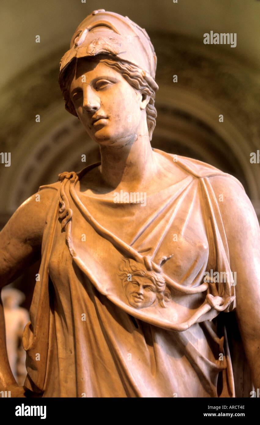 Athene Athena Minerva griechischen Griechenland Rom römische Göttin