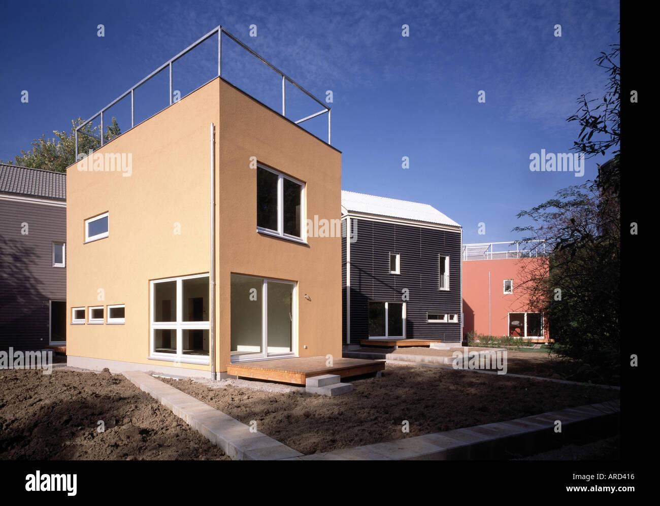 Architekt Oberhausen oberhausen am grafenbusch architekten baufrösche kassel stockfoto