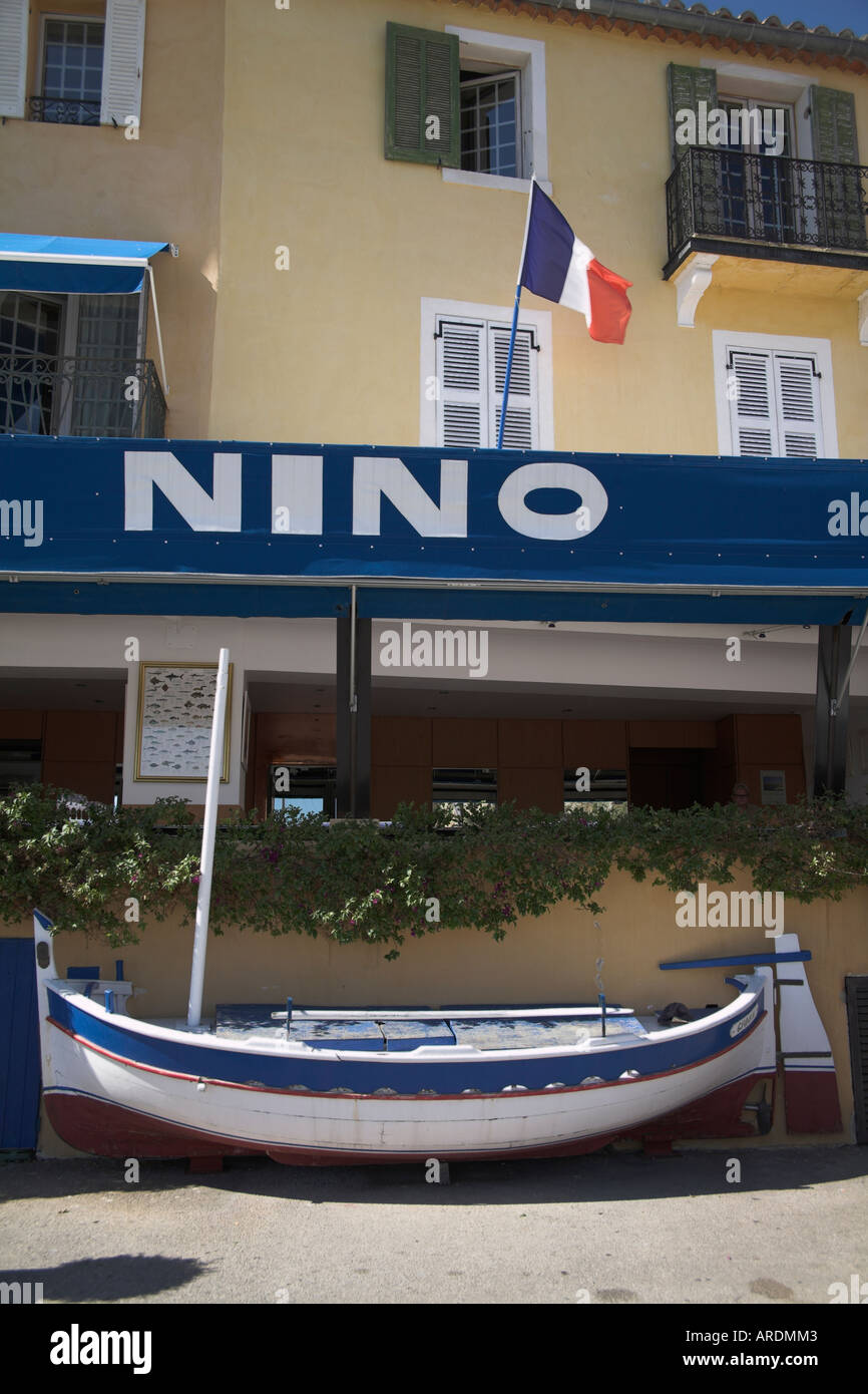 Nino Restaurant Cassis France