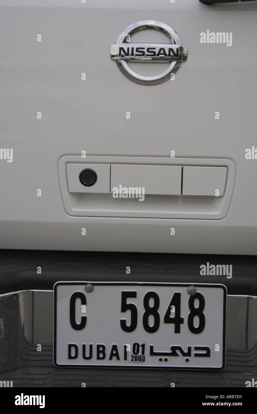 sls autokennzeichen
