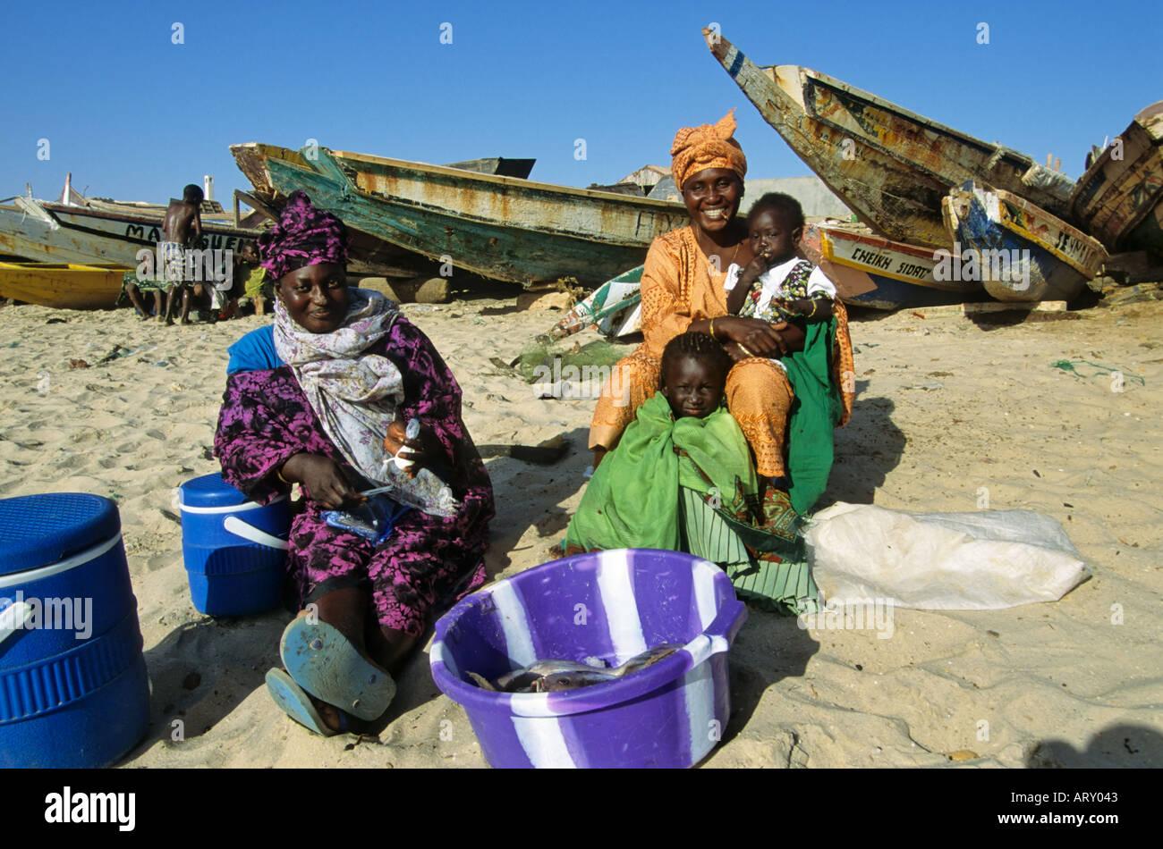 Puff aus Nouakchott