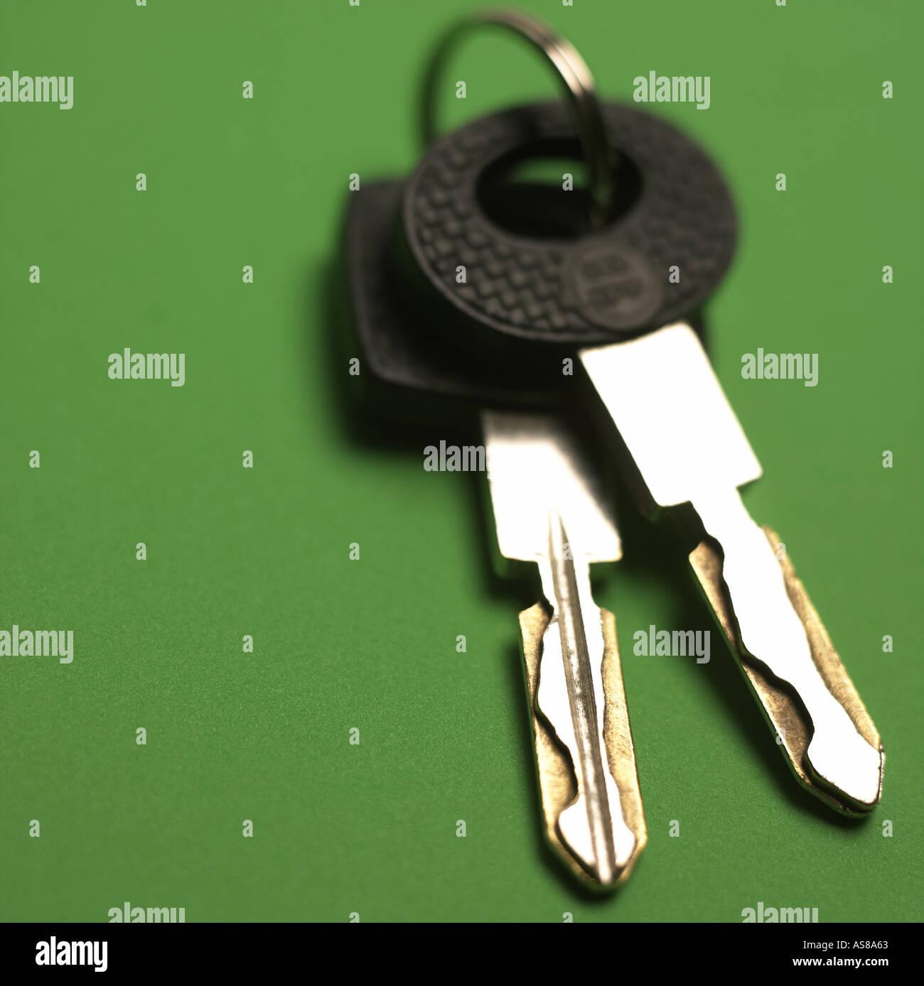 Autoschlüssel Stockbild