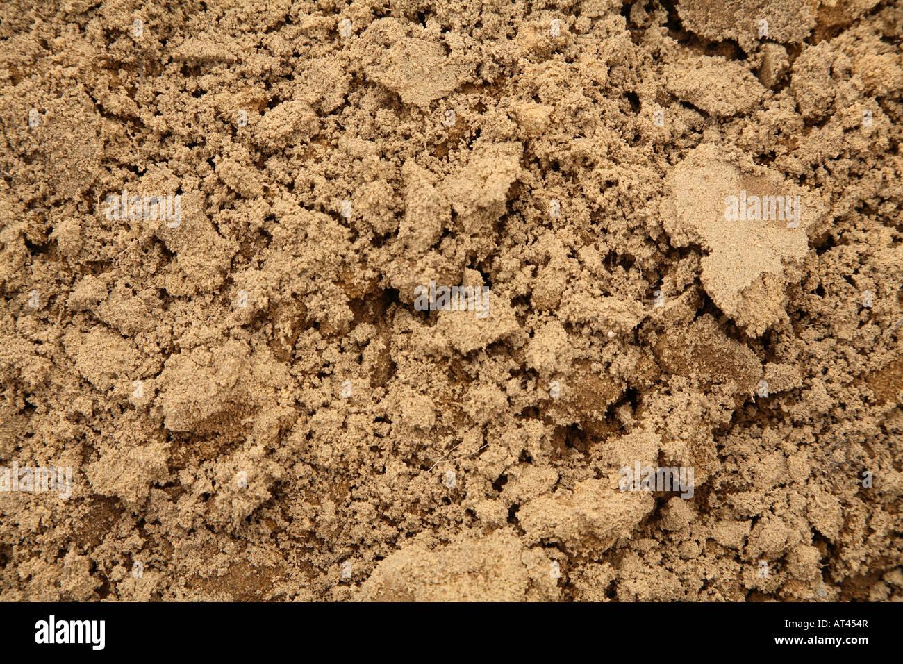 Braun sandigen lehmboden in kleineren klumpen und mehr for Boden englisch