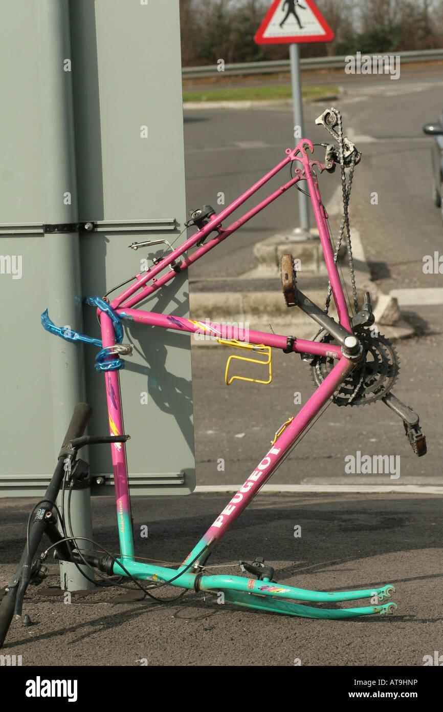 Niedlich Fahrradrahmen Melbourne Fotos - Benutzerdefinierte ...