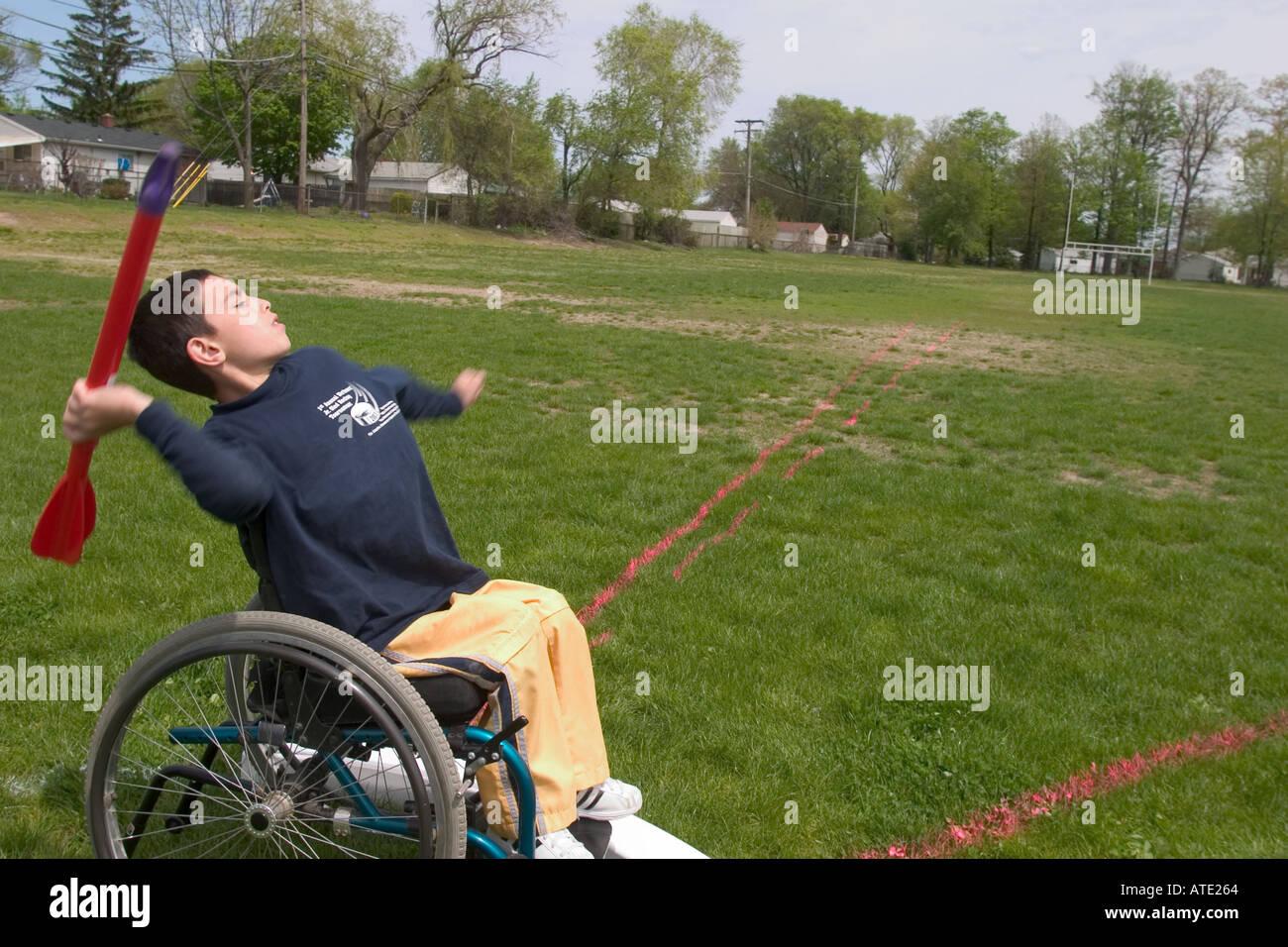 Rollstuhl Spiel