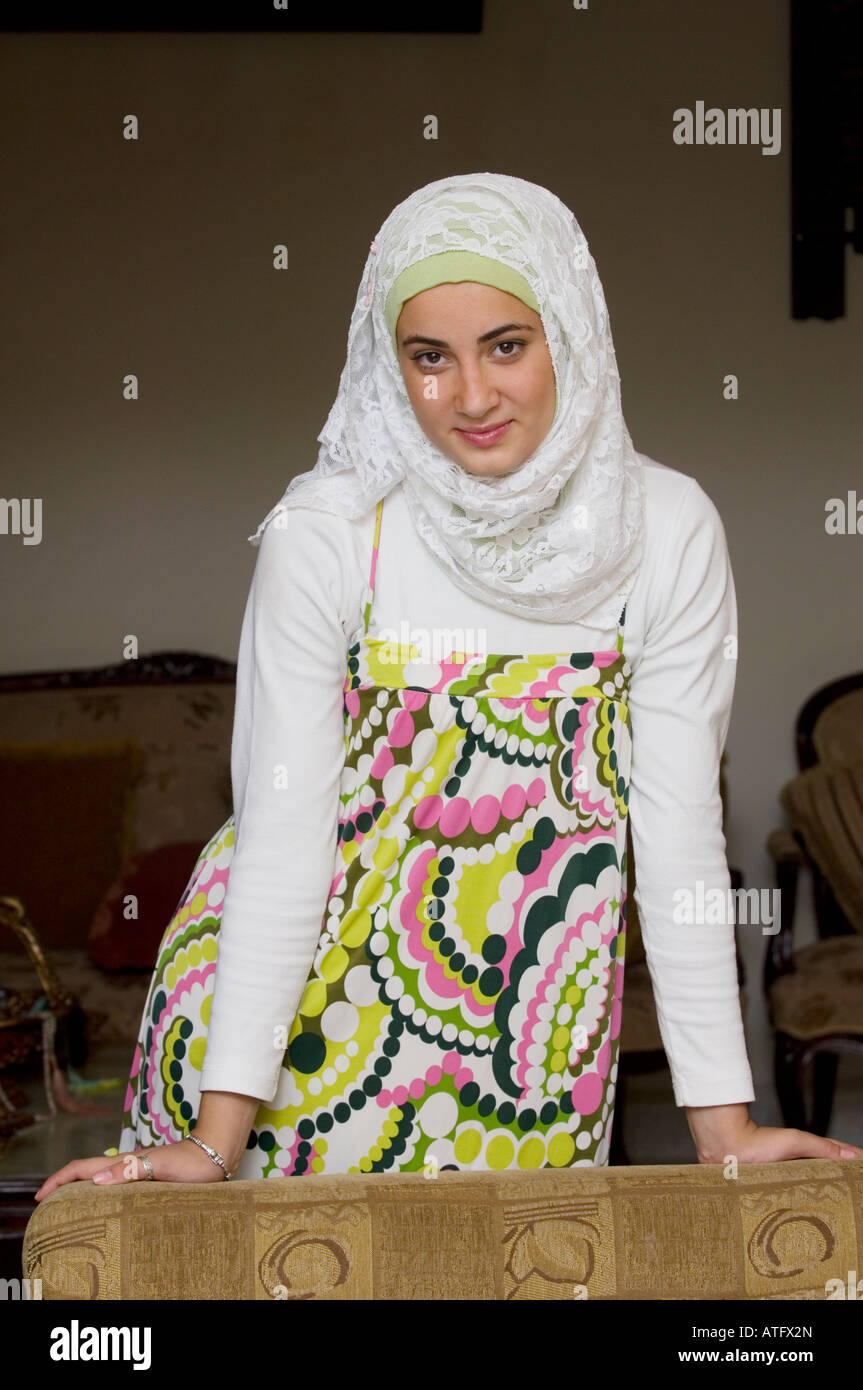 wunderschone arabischen teen