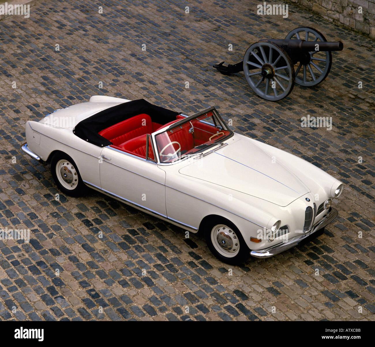 Classic Bmw Convertible Car Stockfotos Und Bilder Kaufen Alamy