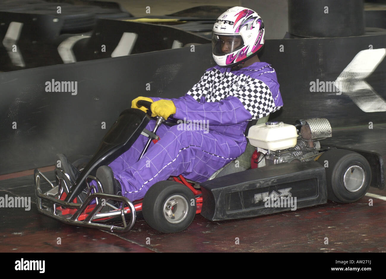 Go Kart Track Stockfotos & Go Kart Track Bilder - Alamy