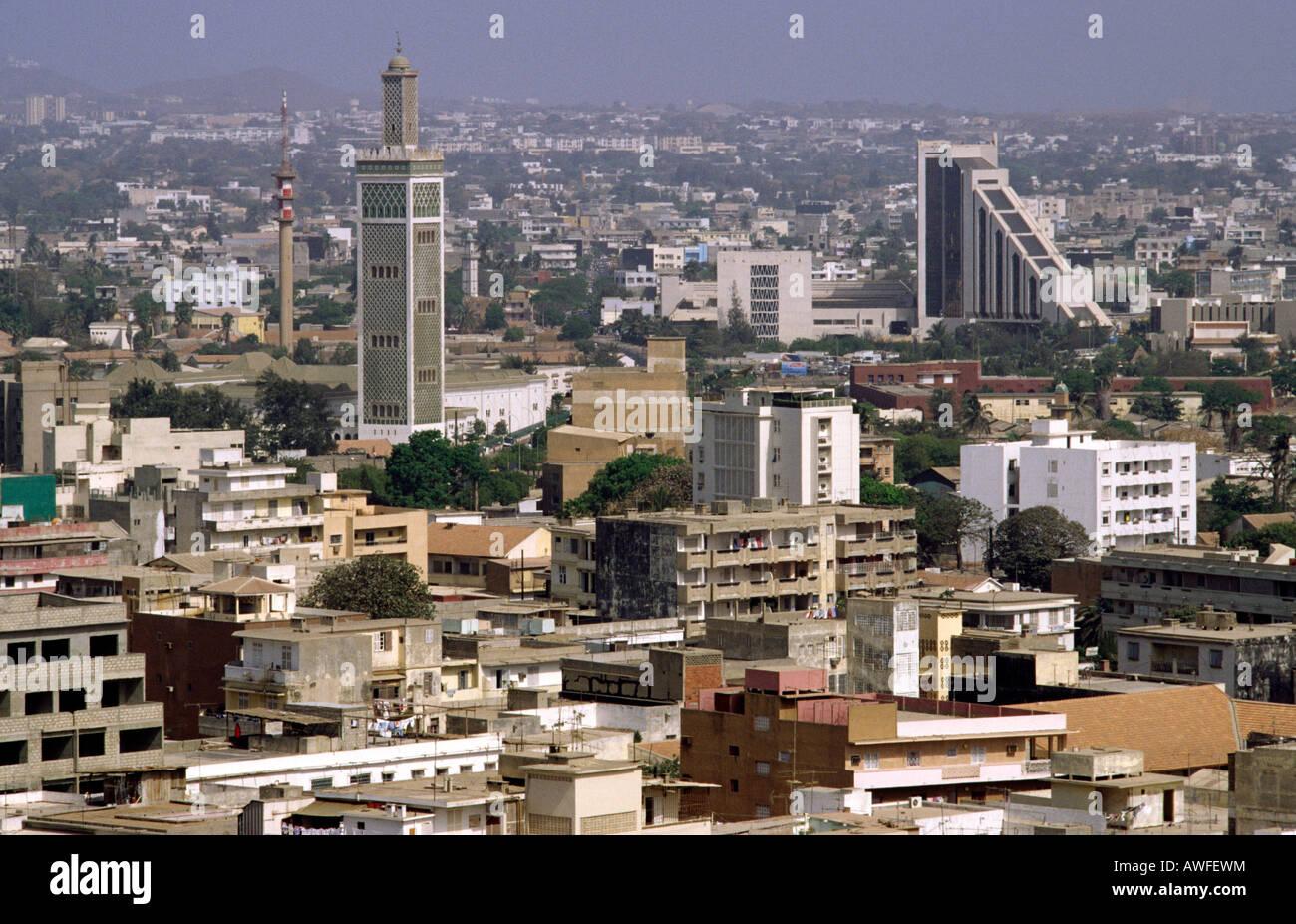 Dakar Stadt